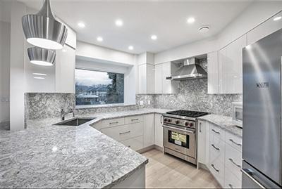 Kitchen renovation Vancouver