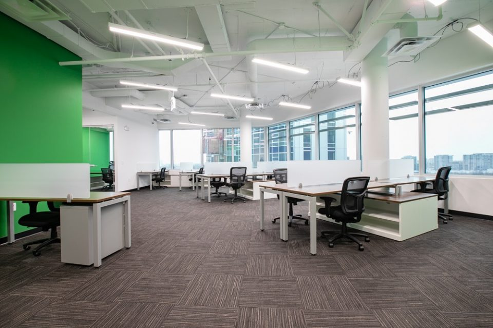 Office Renovation Ideas